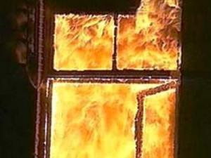 В Арцизе горел частный дом