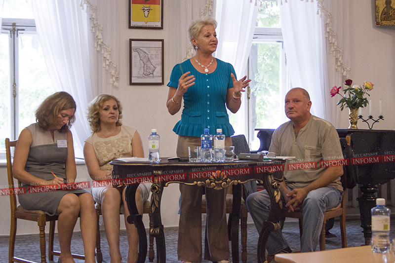В Измаиле обсуждали проблемы музеев (фото)