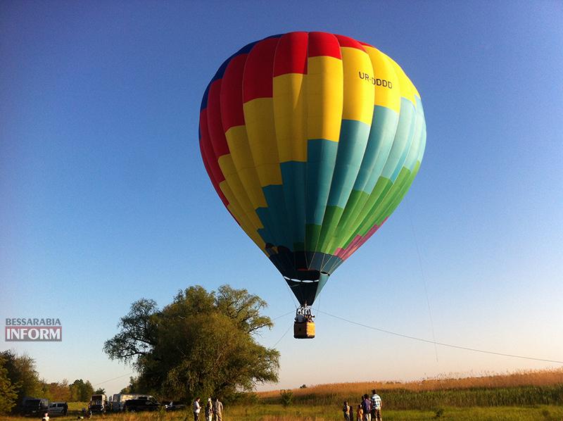 Полеты на воздушном шаре  самые романтические наши подарки