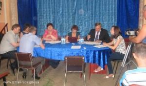 В Измаиле состоялся «круглый стол» по вопросам благоустройства