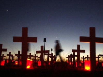 Украина по уровню смертности на втором месте в мире