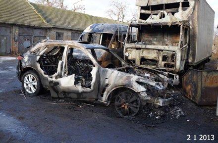 Измаил: кто, кому и за что сжигает автомобили?