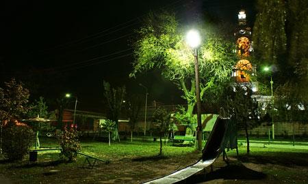 Освещение в Измаиле перейдет на LED технологию.