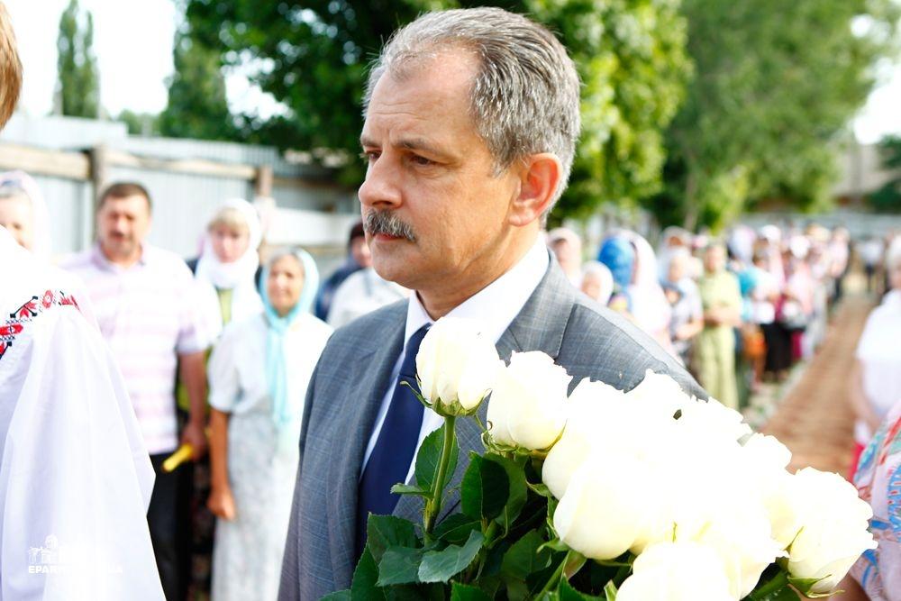 Белгород-Днестровский посетил Митрополит Агафангел (фото)