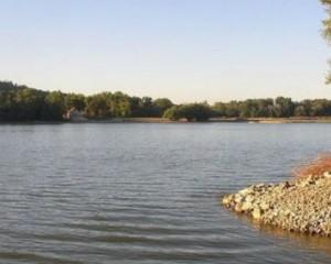 Вода в Дунае постепенно снижается