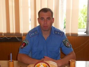 К 90-летию службы  участковых инспекторов милиции