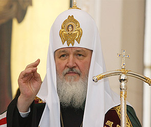 Патриарх Кирилл: церковь будет обличать грех не боясь сильных мира