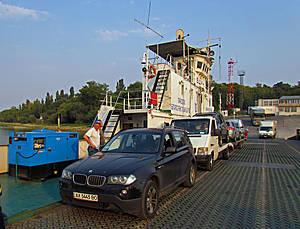 В Ренийском районе хотят построить паром через Дунай