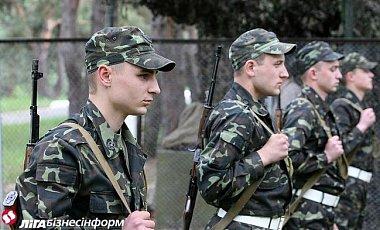 Минобороны Украины обещает осенью провести последний призыв