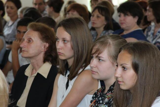 В Белгород-Днестровском наградили одаренных детей