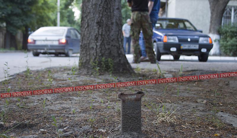 Измаил: отсутствующий знак на перекрестке спровоцировал ДТП (фото +видео)
