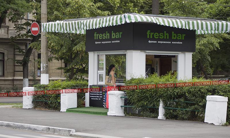 БИ КаБаРе: «Fresh bar» - что-то свежее в Измаиле