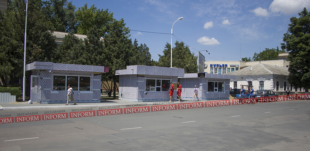 В Измаиле наконец-то вспомнили про остановку (фото)