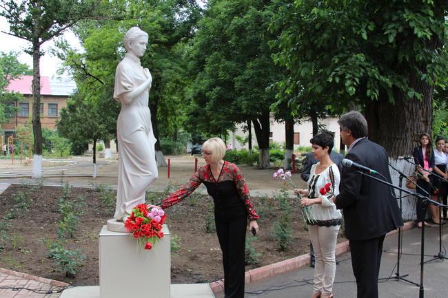В Белгороде-Днестровском прошло открытие «Пушкин-Фест 2013»