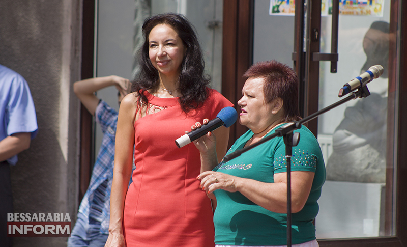В Измаиле стартовал Международный фестиваль детского творчества (фоторепортаж)