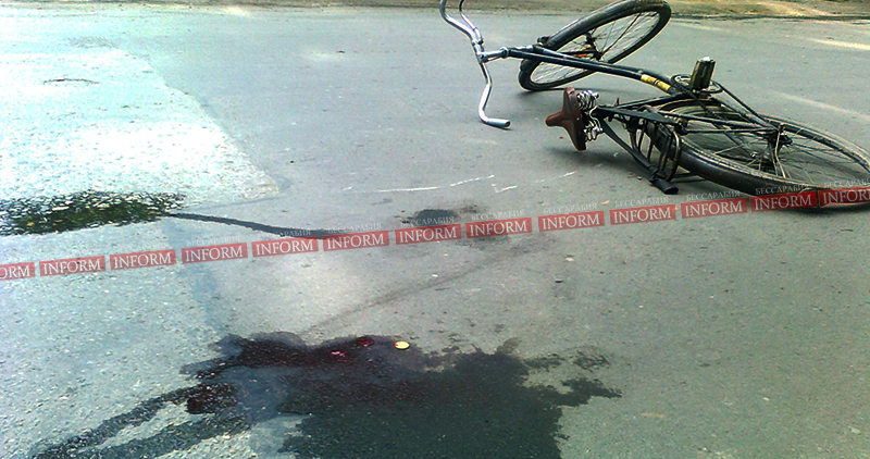 "Измаил: на проспекте ""Avensis"" сбил велосипедиста (фото)"
