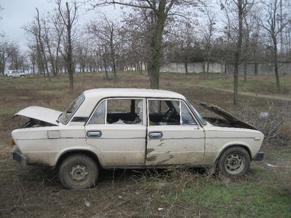 В Б.-Днестровском молодые ребята попались на угонах. (фото)