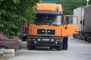 В Бессарабии большегрузам дороги нет