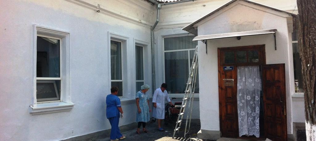 IMG 3671 Матвийчук приедет в Измаил перерезать ленточку к сломанному рентгенаппарату? (обновлено)