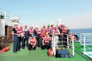 Моряки из Измаила и Рени отказываются возвращаться домой