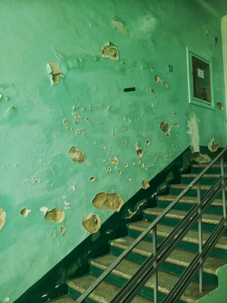Измаильская медицина  - сурова и беспощадна (фото)