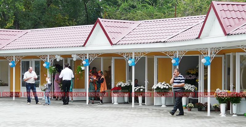 Измаильский цветочный рынок: не запах роз, а запах денег?(фото)