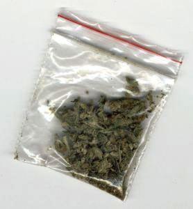 Килия: Милиция изъяла 60 гр. марихуаны