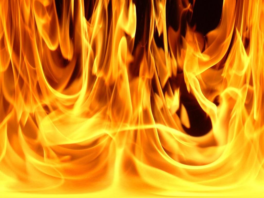 В Арцизе мужчина заснул во время пожара