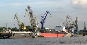 Сколько груза переработал Измаильский порт за сентябрь
