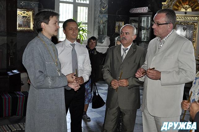 В Болграде побывал министр культуры Болгарии