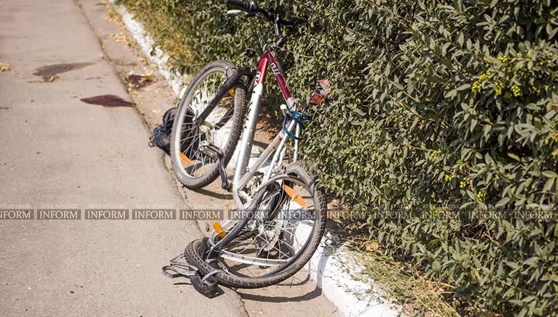 Кошмар! Водитель, сбивший велосипедиста в Измаиле, прикидывается психбольным