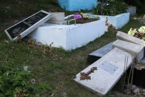 Б.-Днестровский: за разрушенные памятники - 3 года тюрьмы