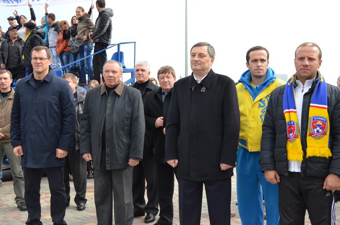 Команда Измаильского района - первое место по футболу (фото)