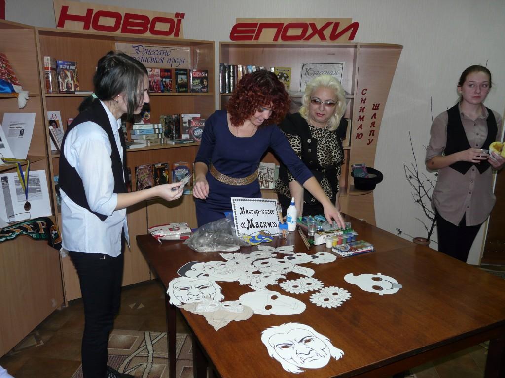 P1190784 1024x768 В Измаиле уже отмечают Хэллоуин (фото)