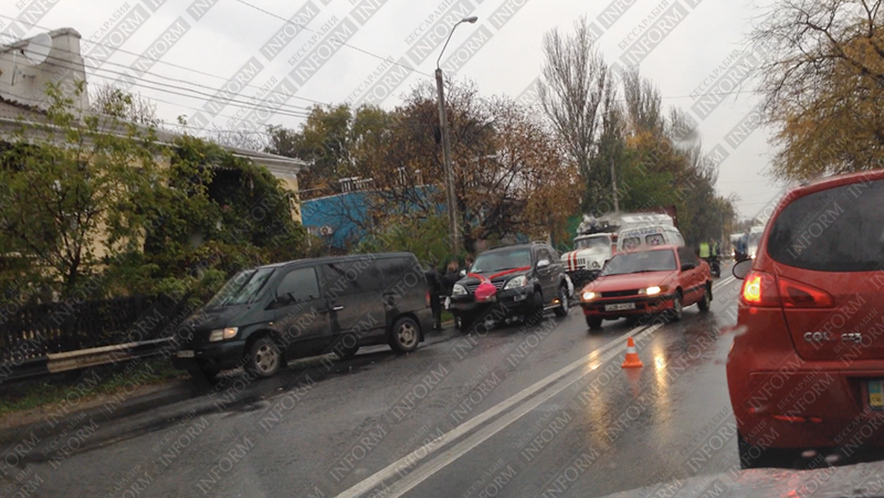 dtp_odessa_svadba-1 Под Одессой свадьба закончилась серьезной аварией (ВИДЕО+фото)