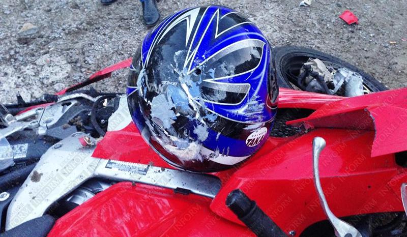 moto dt izmail 15 Смертельное ДТП в Измаиле: столкнулись мотобайк Хонда и ВАЗ (фото, видео, обновлено)