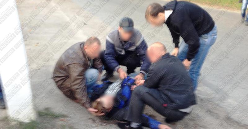 moto dt izmail 2 Смертельное ДТП в Измаиле: столкнулись мотобайк Хонда и ВАЗ (фото, видео, обновлено)