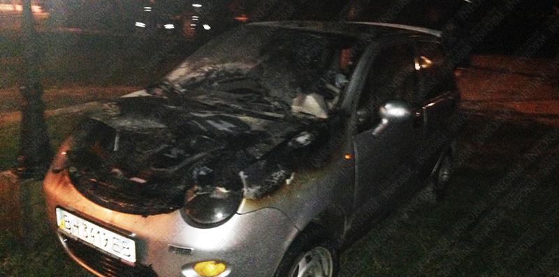 podjog cheri izmail 6 В центре Измаила сожжен очередной автомобиль! (фото, видео)