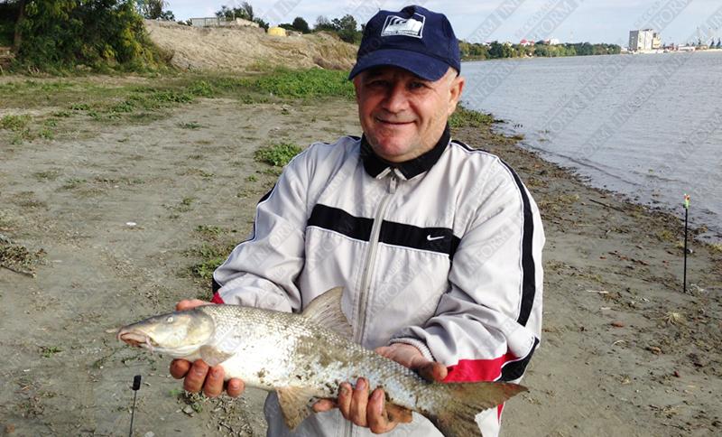 Рыбалка в Измаиле