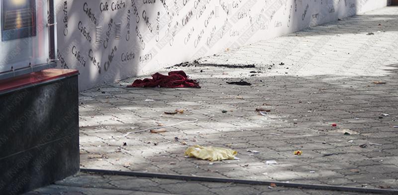 symasshedshaya v izmaile 2 2 Молодая девушка устроила погром в центре Измаила