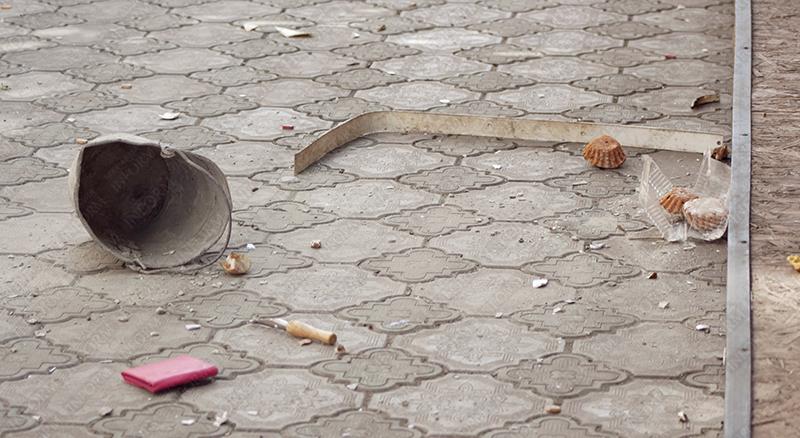 symasshedshaya v izmaile 2 4 Молодая девушка устроила погром в центре Измаила