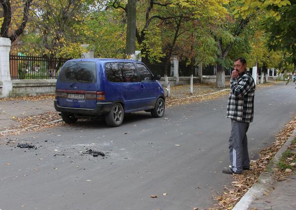 Белгород-Днестровский: что с дорогой возле ЗАГСа (фото)