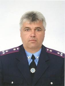 Поздравление начальника Измаильского ГО с Днем милиции
