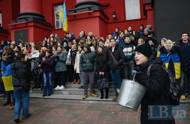 5294a12dcbe35 Университеты Одесчины начинают присоединяться к ЕВРОзабастовке