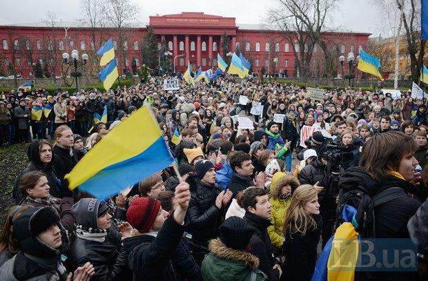 5294a1c1cbe35 Университеты Одесчины начинают присоединяться к ЕВРОзабастовке