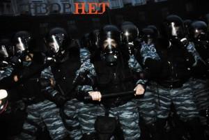 """Львовский """"Беркут"""" отказался разгонять Евромайдан в городе"""