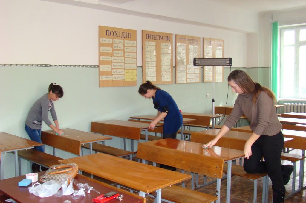 Студенты ИГГУ  провели субботник (фото)