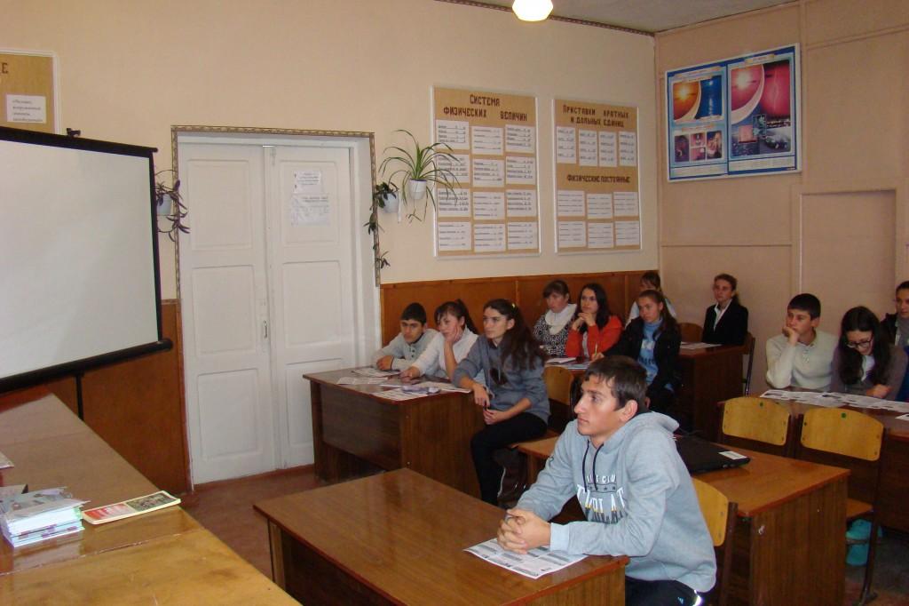 В Бессарабии проходят кинопоказы для молодежи (фото)