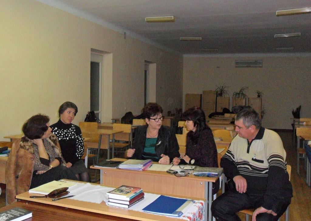 В ИГГУ школьники защищали свои научные работы (фото)