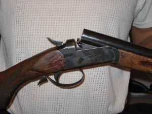 Б.-Днестровский: мужчина в квартире хранил ружье